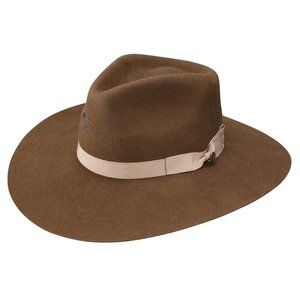Charlie 1 Horse Acorn Felt Western Hat - Highway